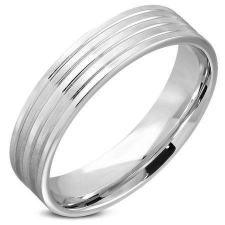 Edelstahl ring
